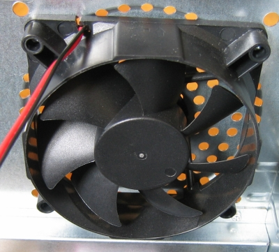 Internal fan