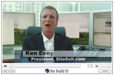 Ken Evoy Pumping Site Sell