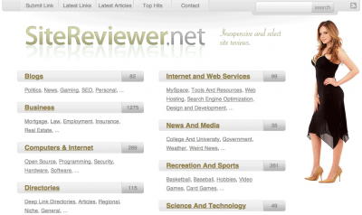 Sitereviewer