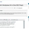What's wrong with WordPress All-in-One-SEO Plugin