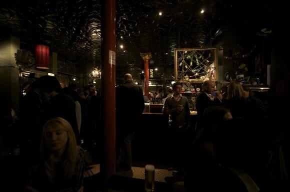 London SEO pub night