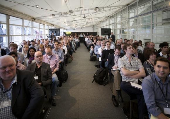 SEO Expert Training audience London 2