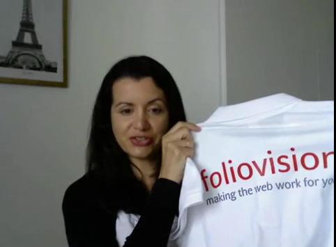 foliovision polo shirt