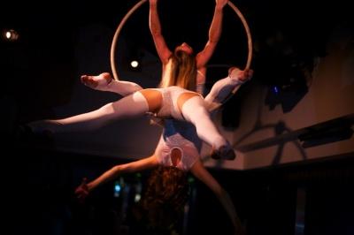 Acrobatic Lingerie 4