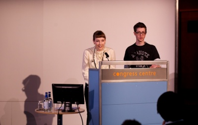 Leonie Wharton Andy Davies Web Design for SEO 141