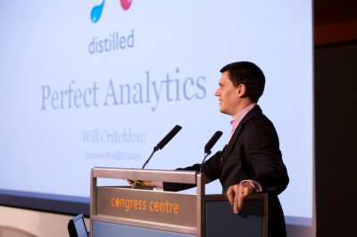 Will Critchlow Perfect Analytics 149