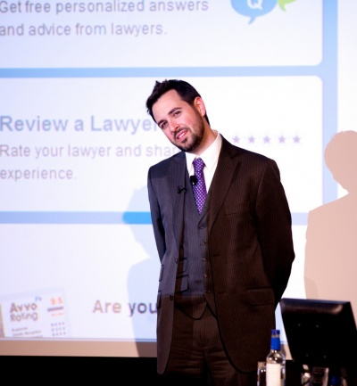 Rand Fishkin with the lawyers