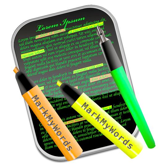 MarkMyWords icon