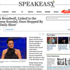 WSJ Speakeasy Technical Review: Fail