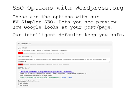 SEO and WordPress 41