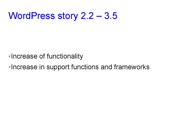 Speed optimization of WordPress 02