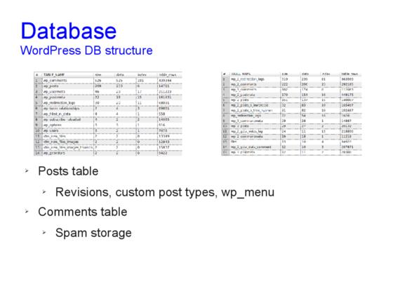 Speed optimization of WordPress 19