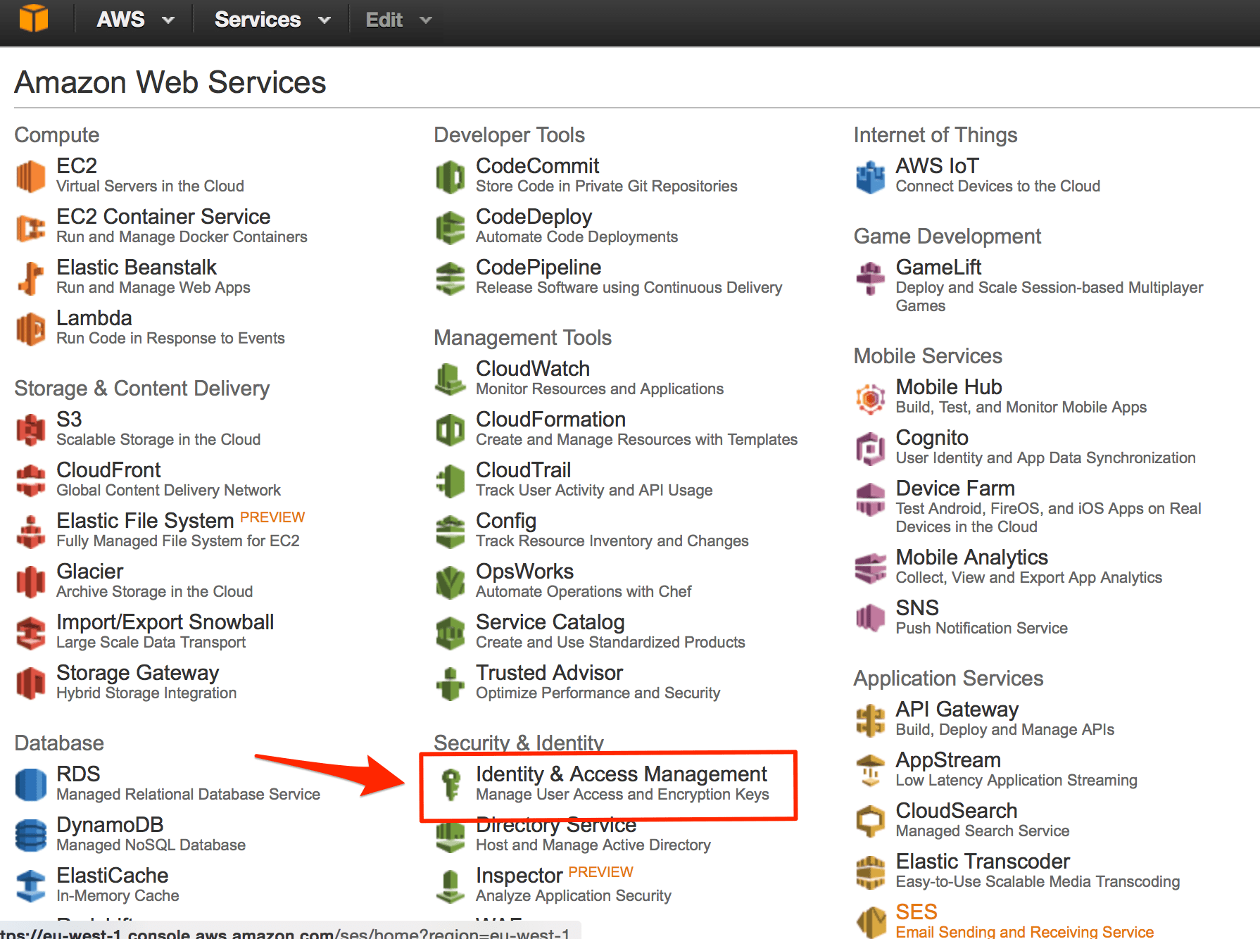 AWS_Management_Console_update