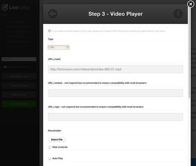 fv flowplayer optimizepress 2