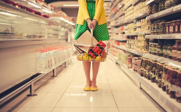 Daily Shopping by Dina Belenko