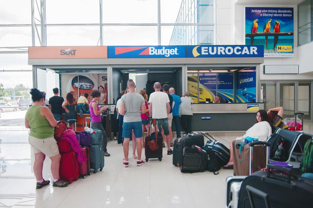 Buchbinder Rent A Car Budapest Airport