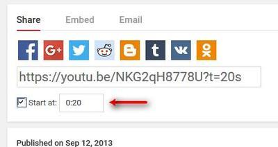 youtube-start-time