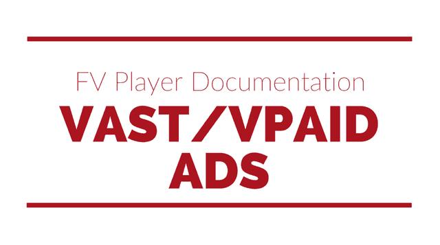 FV Player VAST