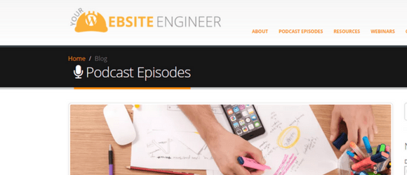 Your WordPress engineer podcast