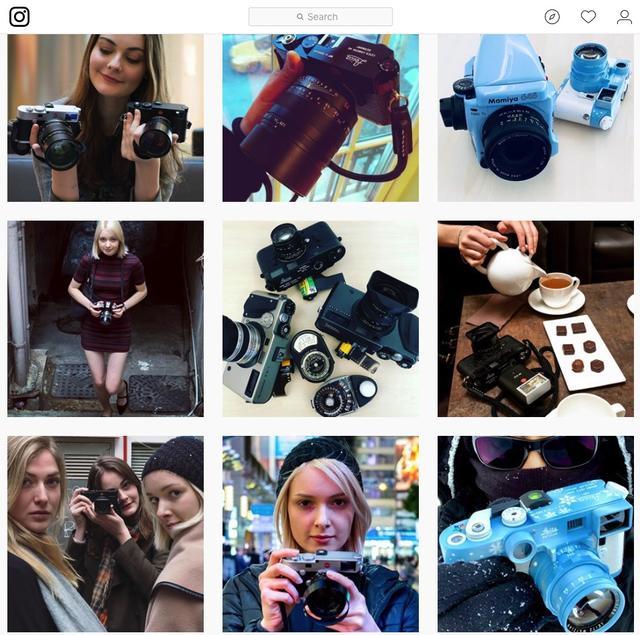 Street Silhouettes Leica Gear