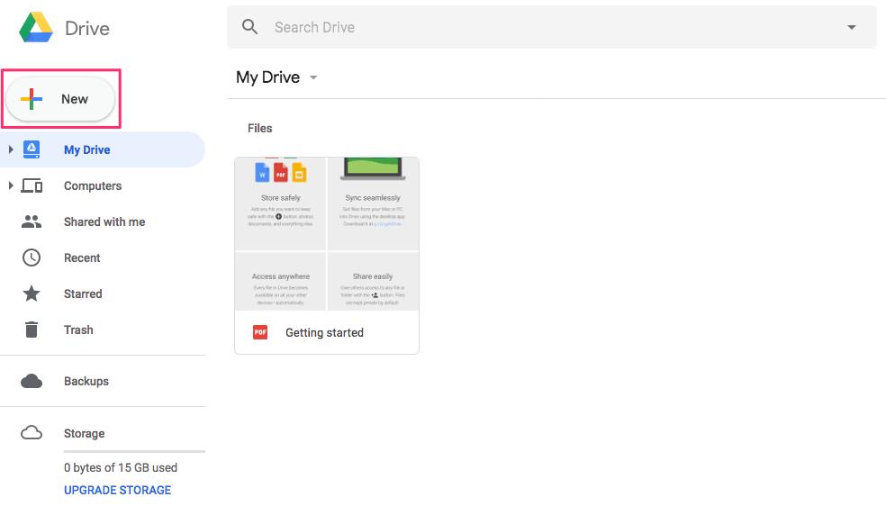 Video Hosting on Google Drive