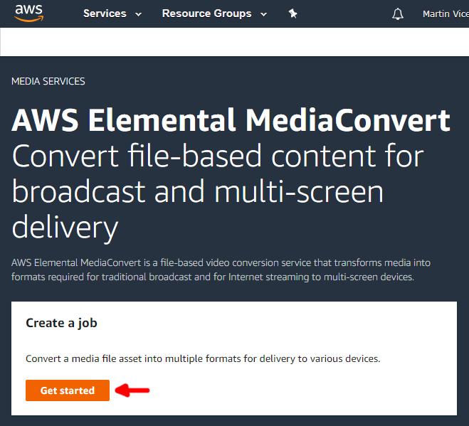 AWS MediaConvert Encrypted HLS Guide