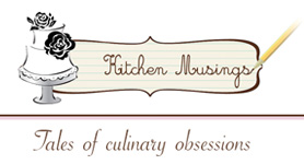 Kitchen Musings, KitchenMusings.com
